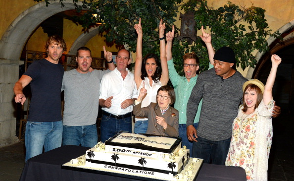 """J R Smith「CBS' """"NCIS: Los Angeles"""" Celebrates The Filming Of Their 100th Episode」:写真・画像(11)[壁紙.com]"""