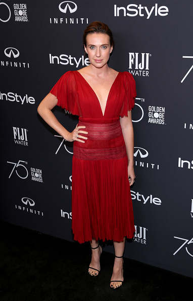 お祝い「FIJI Water at the Hollywood Foreign Press Association and InStyle's Celebration of the 2018 Golden Globe Awards Season and Unveiling of the Golden Globe Ambassador」:写真・画像(15)[壁紙.com]