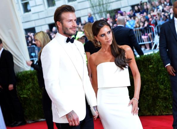 "David Beckham「""Charles James: Beyond Fashion"" Costume Institute Gala - Candids」:写真・画像(18)[壁紙.com]"