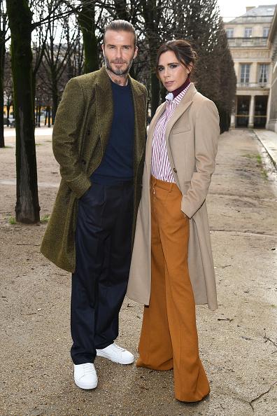 Victoria Beckham「Louis Vuitton : Front Row - Paris Fashion Week - Menswear F/W 2018-2019」:写真・画像(10)[壁紙.com]