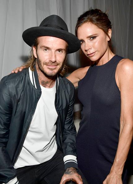 David Beckham「David and Victoria Beckham and Eva Longoria Host The Grand Opening of the New Ken Paves Salon」:写真・画像(13)[壁紙.com]