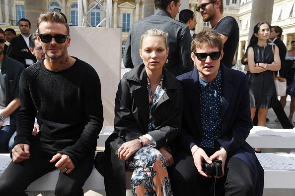 パリ・メンズ・ファッションウィーク「Louis Vuitton : Front Row  - Paris Fashion Week - Menswear Spring/Summer 2017」:写真・画像(14)[壁紙.com]