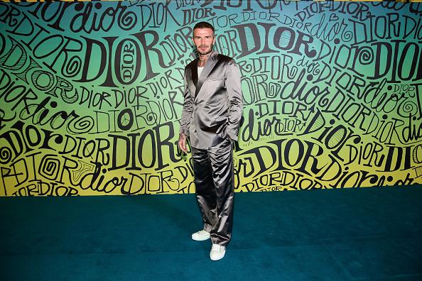 David Beckham「Dior Men Fall 2020 Runway Show」:写真・画像(9)[壁紙.com]
