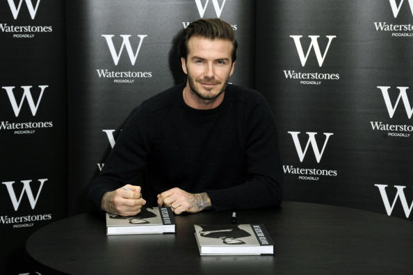 Book Signing「David Beckham - Book Signing」:写真・画像(3)[壁紙.com]