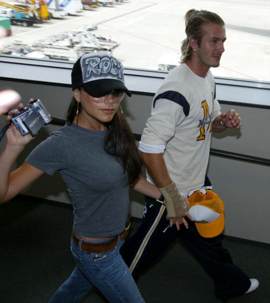 Spice「David Beckham, Victoria」:写真・画像(2)[壁紙.com]