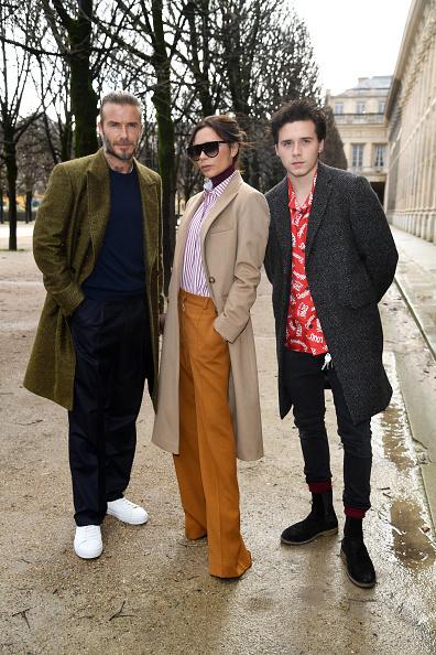 パリ・メンズ・ファッションウィーク「Louis Vuitton : Front Row - Paris Fashion Week - Menswear F/W 2018-2019」:写真・画像(4)[壁紙.com]