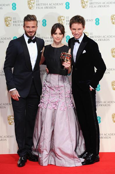 Eddie House「EE British Academy Film Awards 2015 - Winners Room」:写真・画像(6)[壁紙.com]