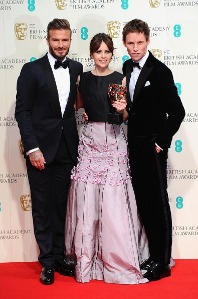 Eddie House「EE British Academy Film Awards 2015 - Winners Room」:写真・画像(3)[壁紙.com]