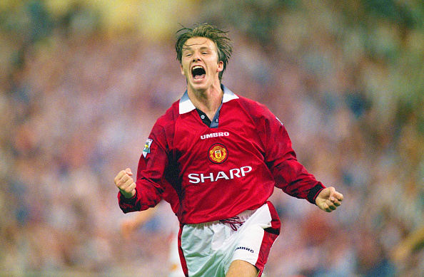 お祝い「David Beckham...」:写真・画像(5)[壁紙.com]