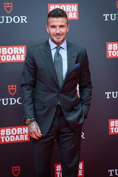 Tudor Style「David Beckham Presents Tudor New Collection In Madrid」:写真・画像(11)[壁紙.com]
