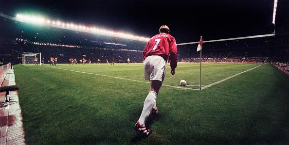 Corner「Manchester United v Brondby UEFA Champions League 1998」:写真・画像(8)[壁紙.com]
