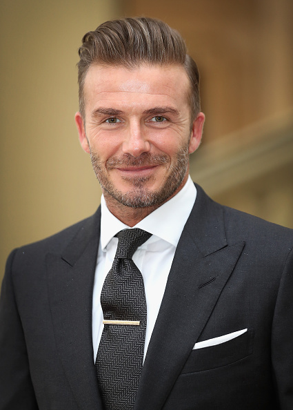 David Beckham「Queen's Young Leaders Awards Ceremony」:写真・画像(8)[壁紙.com]