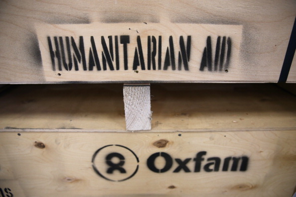 Oxfam「Oxfam Prepares To Deploy Aid To Areas Hit By Typhoon Haiyan」:写真・画像(1)[壁紙.com]
