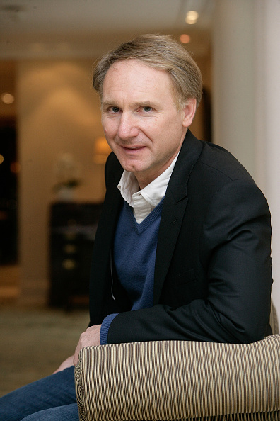 "Author「Dan Brown Buchpräsentation ""Inferno」:写真・画像(16)[壁紙.com]"