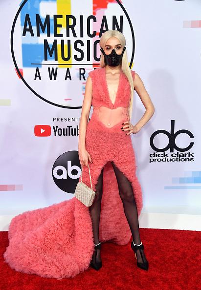 Poppy - Plant「2018 American Music Awards - Arrivals」:写真・画像(3)[壁紙.com]