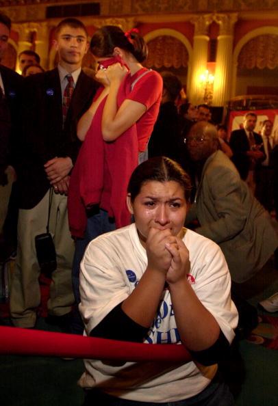 Florida - US State「Presidential Race Too Close To Call」:写真・画像(7)[壁紙.com]