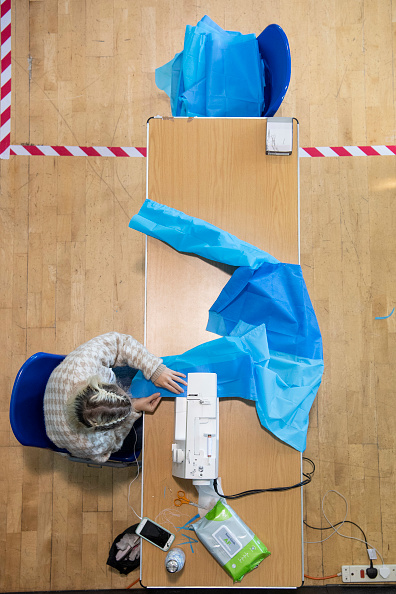 Sewing Pattern「UK In Seventh Week Of Coronavirus Lockdown」:写真・画像(17)[壁紙.com]