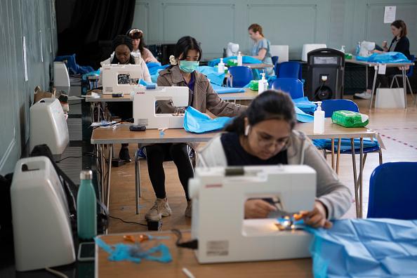 Sewing Pattern「UK In Seventh Week Of Coronavirus Lockdown」:写真・画像(11)[壁紙.com]