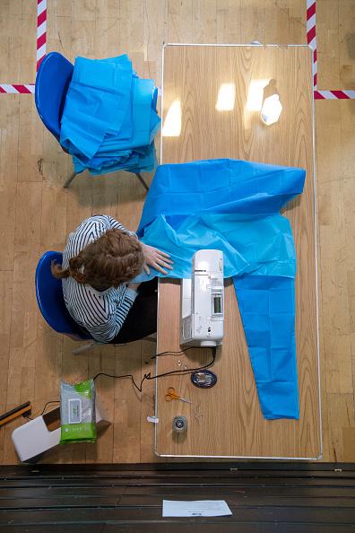 Sewing Pattern「UK In Seventh Week Of Coronavirus Lockdown」:写真・画像(15)[壁紙.com]
