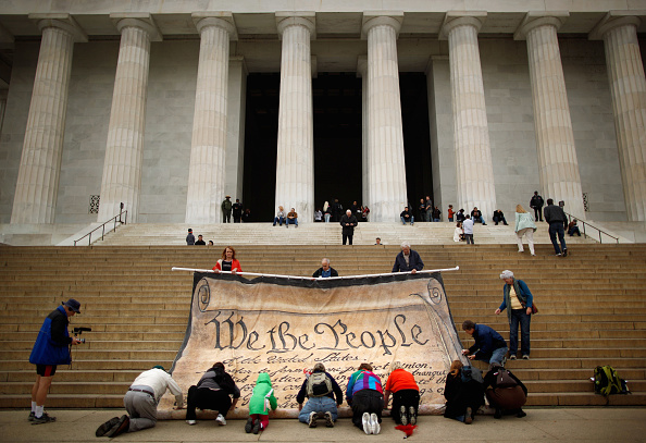 Document「Activists Protest Supreme Court Decision On Corporate Political Spending」:写真・画像(3)[壁紙.com]