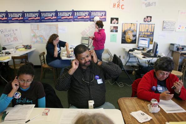 Volunteer「Texans Got The Polls In State Presidential Primaries」:写真・画像(12)[壁紙.com]