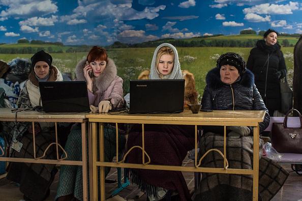 Bestpix「Fighting On The Frontline At Avdiivka」:写真・画像(7)[壁紙.com]