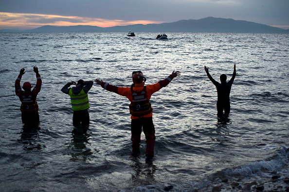 Island「Greek Island Of Lesbos On The Frontline Of the Migrant Crisis」:写真・画像(15)[壁紙.com]