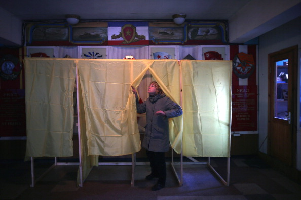 Russian Military「Crimea Prepares For Referendum On Secession」:写真・画像(17)[壁紙.com]