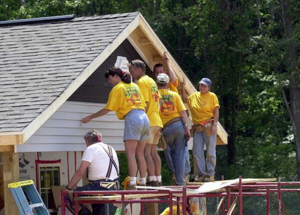 Southern USA「Former President Carter Works On Habitat For Humanity Homes」:写真・画像(18)[壁紙.com]