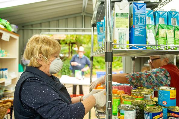 Volunteer「Australians React As Tough Restrictions Are Announced In Response To Coronavirus Pandemic」:写真・画像(7)[壁紙.com]