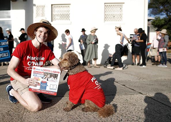 トップランキング「New South Wales Residents Head To Polls In State Election」:写真・画像(13)[壁紙.com]