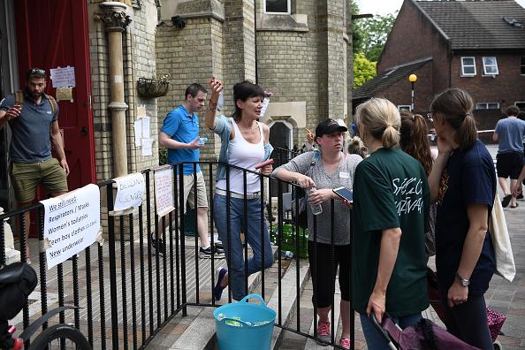 Methodist「At Least Twelve Dead After Fire Rages Through London Tower Block」:写真・画像(17)[壁紙.com]