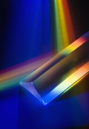 Prism「Light passing through a prism」:スマホ壁紙(18)