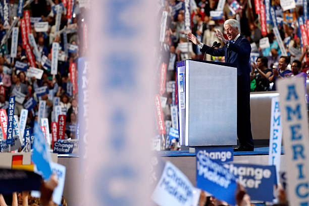 Democratic National Convention: Day Two:ニュース(壁紙.com)