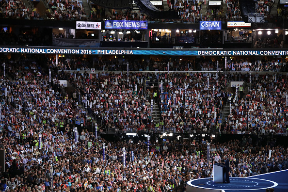 Democratic National Convention 2016「Democratic National Convention: Day Two」:写真・画像(12)[壁紙.com]
