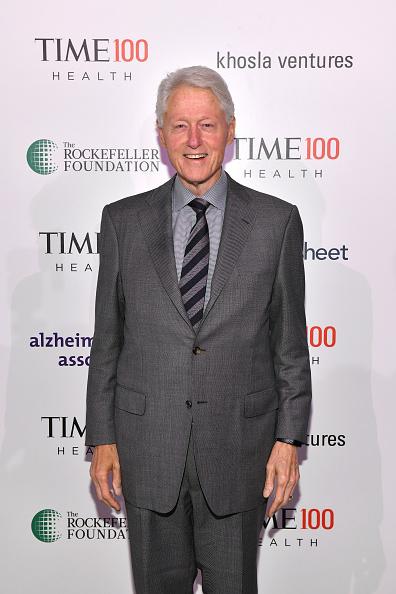 Bill Clinton「TIME 100 Health Summit」:写真・画像(14)[壁紙.com]