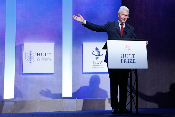 JP Yim「Clinton Global Initiative 2015 Annual Meeting - Day 1」:写真・画像(4)[壁紙.com]