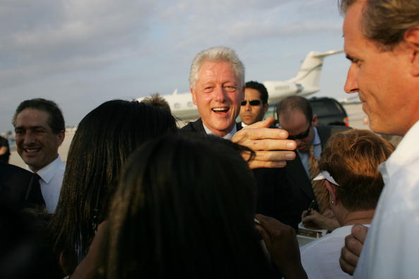 Florida - US State「Bill Clinton Campaigns For Ron Klein」:写真・画像(18)[壁紙.com]