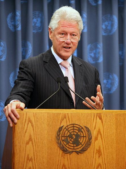 United Nations Building「UN Secretary General Appoints Bill Clinton As UN Special Envoy To Haiti」:写真・画像(14)[壁紙.com]