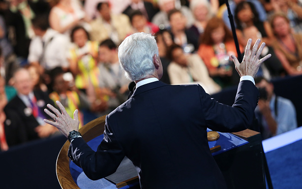 Win McNamee「Democratic National Convention: Day 2」:写真・画像(3)[壁紙.com]