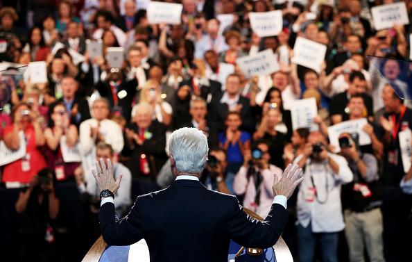 Win McNamee「Democratic National Convention: Day 2」:写真・画像(0)[壁紙.com]