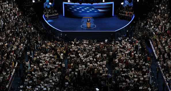 Nomination「Democratic National Convention: Day 2」:写真・画像(17)[壁紙.com]