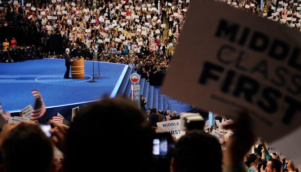 Kevork Djansezian「Democratic National Convention: Day 2」:写真・画像(4)[壁紙.com]