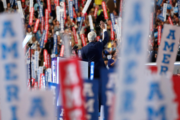 Aaron P「Democratic National Convention: Day Two」:写真・画像(1)[壁紙.com]