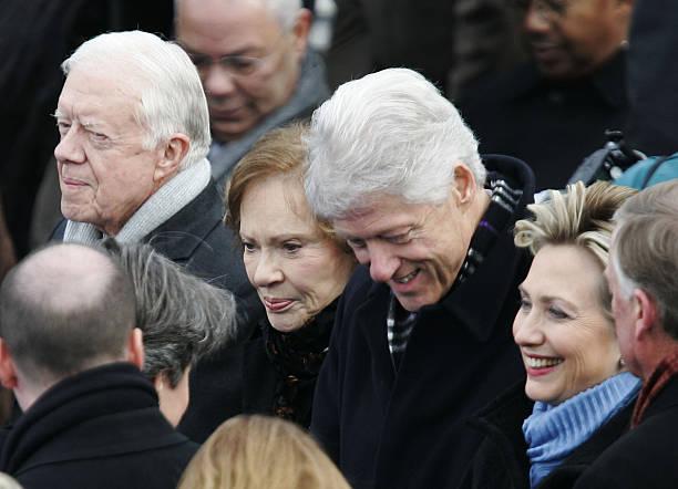 President Bush Is Sworn In For A Second Term:ニュース(壁紙.com)