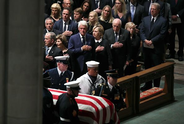 Funeral「National Cathedral Hosts Memorial Service For Sen. John McCain (R-AZ)」:写真・画像(5)[壁紙.com]