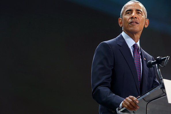 Athlete「Former President Obama Speaks At The Gates Foundation Inaugural Goalkeepers Event」:写真・画像(12)[壁紙.com]