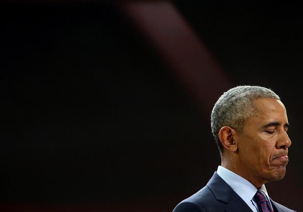 Athlete「Former President Obama Speaks At The Gates Foundation Inaugural Goalkeepers Event」:写真・画像(13)[壁紙.com]