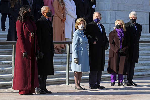 Arlington - Virginia「Joe Biden Marks His Inauguration With Full Day Of Events」:写真・画像(8)[壁紙.com]