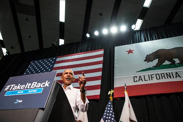 アナハイム「President Obama Attends California Democratic Party Rally」:写真・画像(8)[壁紙.com]